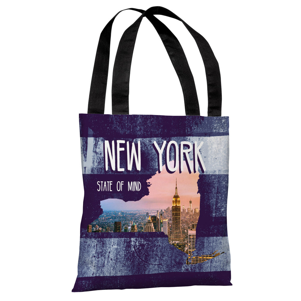 New York State of Mind - Multi Tote Bag by OBC