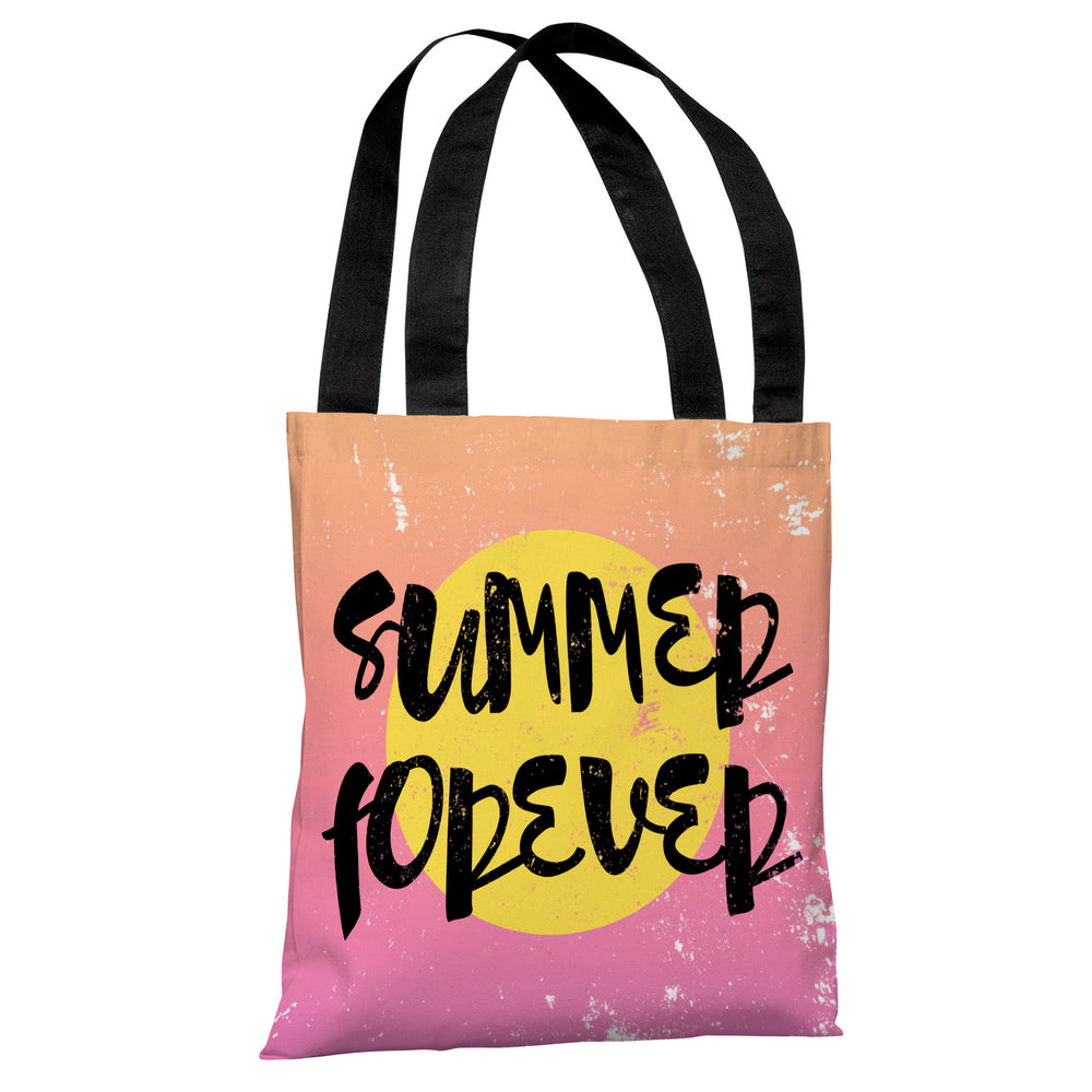 Summer Forever - Multi Tote Bag by OBC