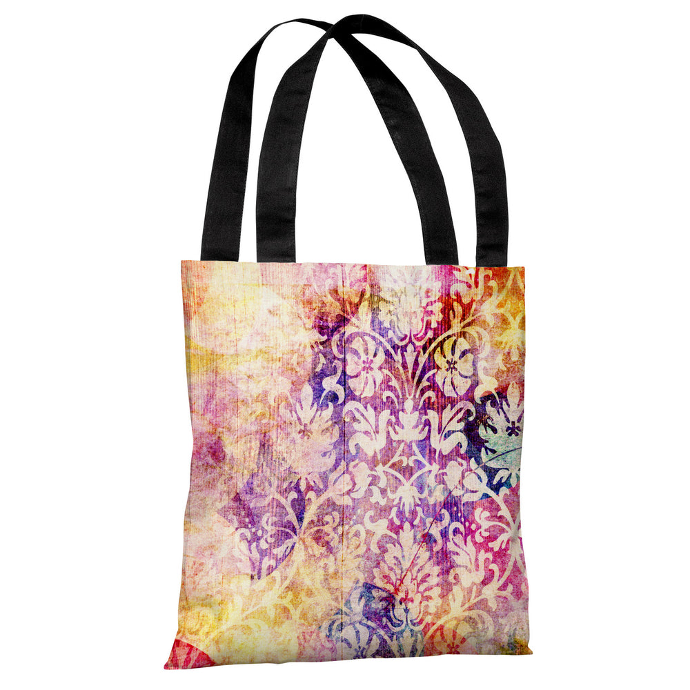 Faded Vintage - Multi Tote Bag by OBC