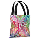 Glittered Poly - Multi Tote Bag by OBC