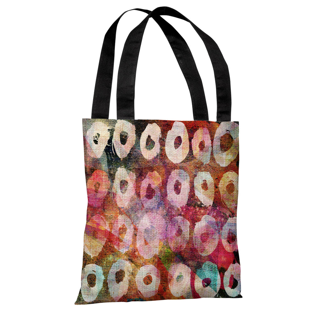 Hope Circles - Multi Tote Bag by OBC