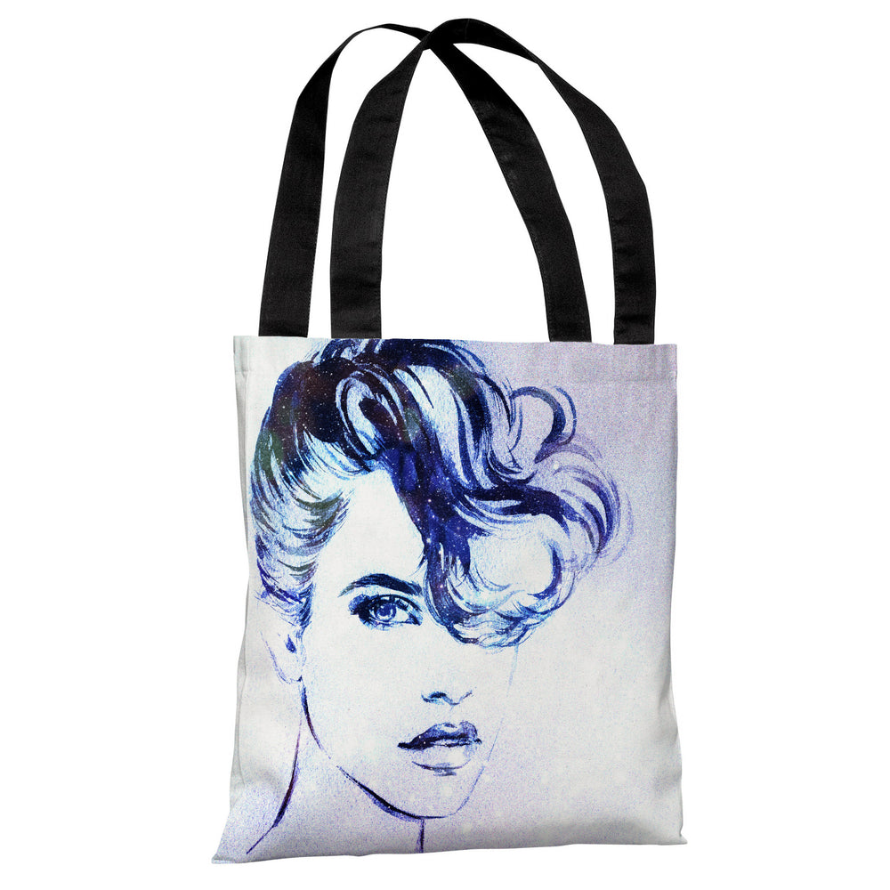 Pomp Adore - Blue Tote Bag by OBC