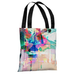 Signs - Multi Tote Bag by OBC