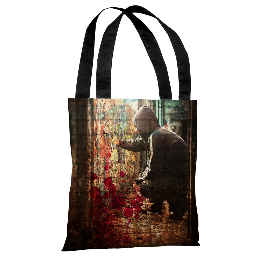 Tagging - Multi Tote Bag by OBC