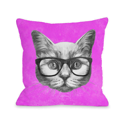 Hipster Catby OneBellaCasa Affordable Home D_cor