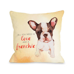 Love and a Frenchieby OneBellaCasa Affordable Home D_cor