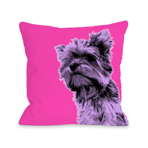 Whisker Dogs Yorkieby OneBellaCasa Affordable Home D_cor