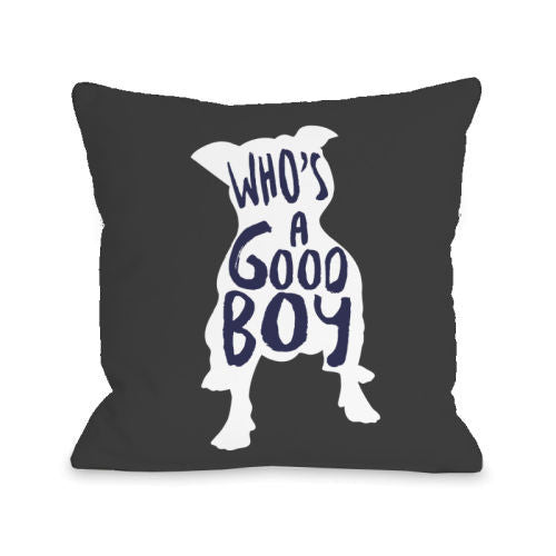 Whos A Good Boyby OneBellaCasa Affordable Home D_cor