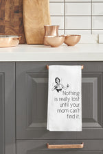Nothing Is Lost Kitchen Towel By OBC