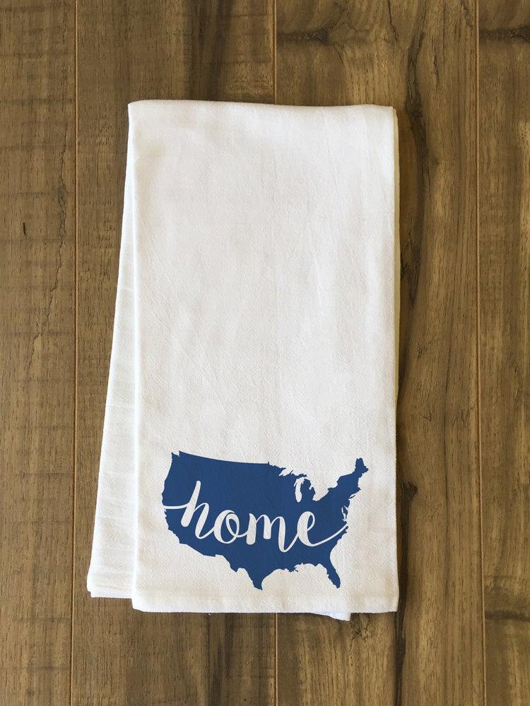 USA Home Tea Towel by OBC