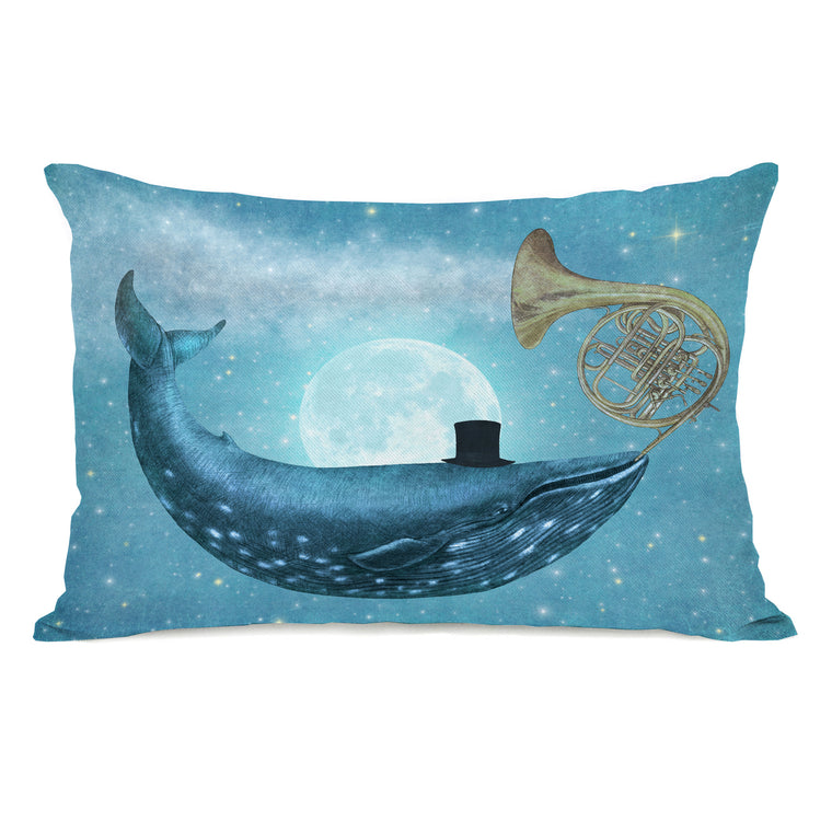 Cloud Maker - Multi Throw Pillow by Terry Fan