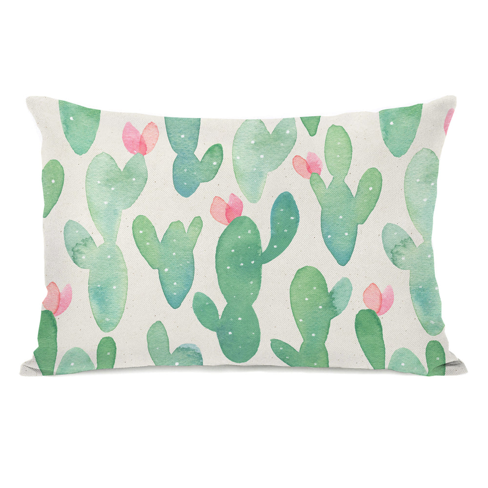 Camilla Throw Pillow by OBC