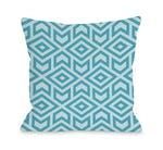 Zane Turq Outdoor Throw Pillow