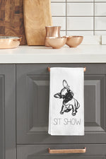 Sit Show Kitchen Towel by OBC