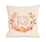 Its Fall Yall - Multi Pillow by OBC