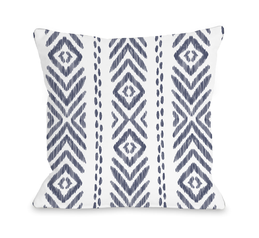 Sienne - Throw Pillow by OBC