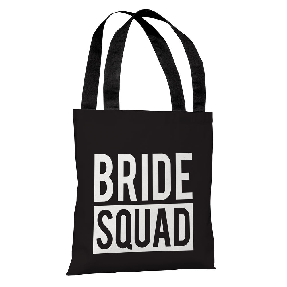 Bride Squad - Squad - Tote Bag by OBC