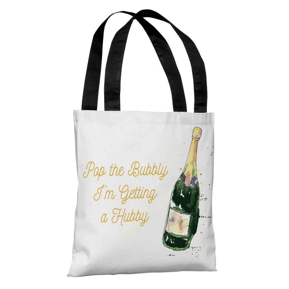 Perfect Day to Drink Champagne - Tote Bag by OBC