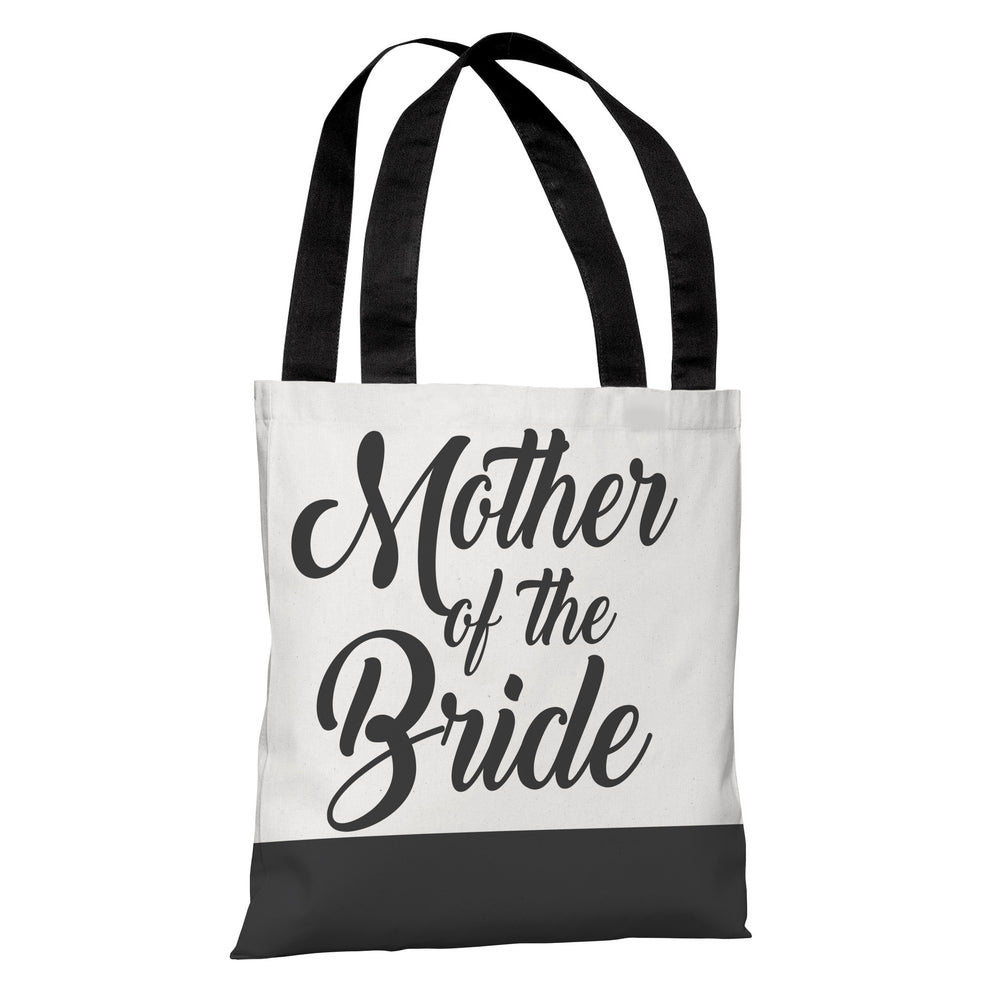 Color Block Bridal Party - Mother of the Bride - Tote Bag by OBC
