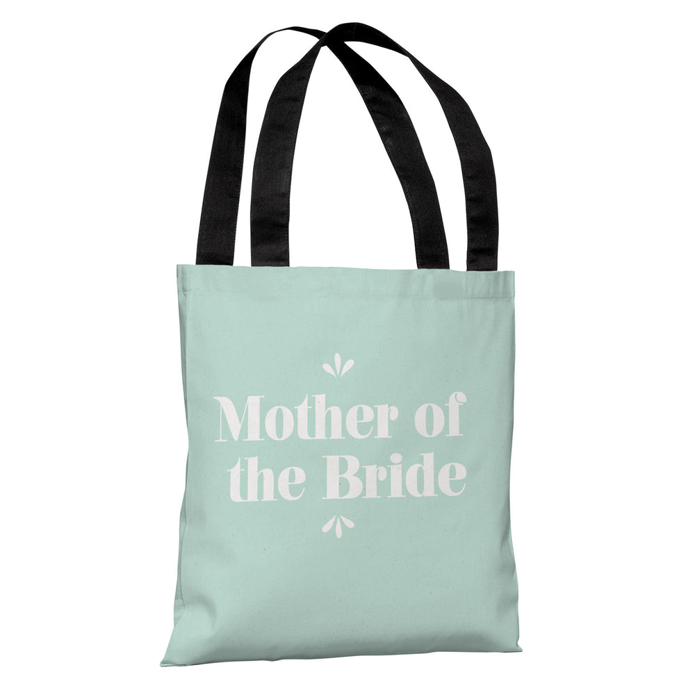Delicate Bridal Party - Mother of the Bride - Tote Bag by OBC