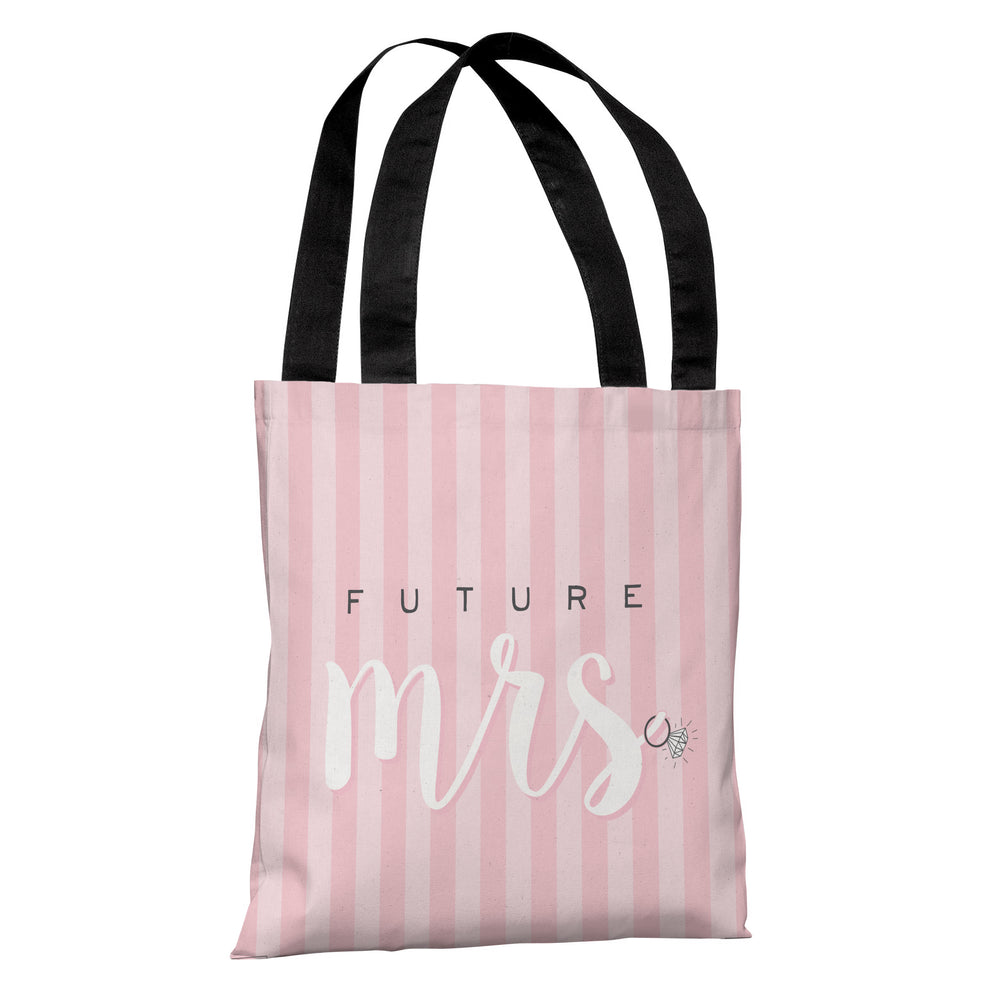 Future Mrs - Tote Bag by OBC