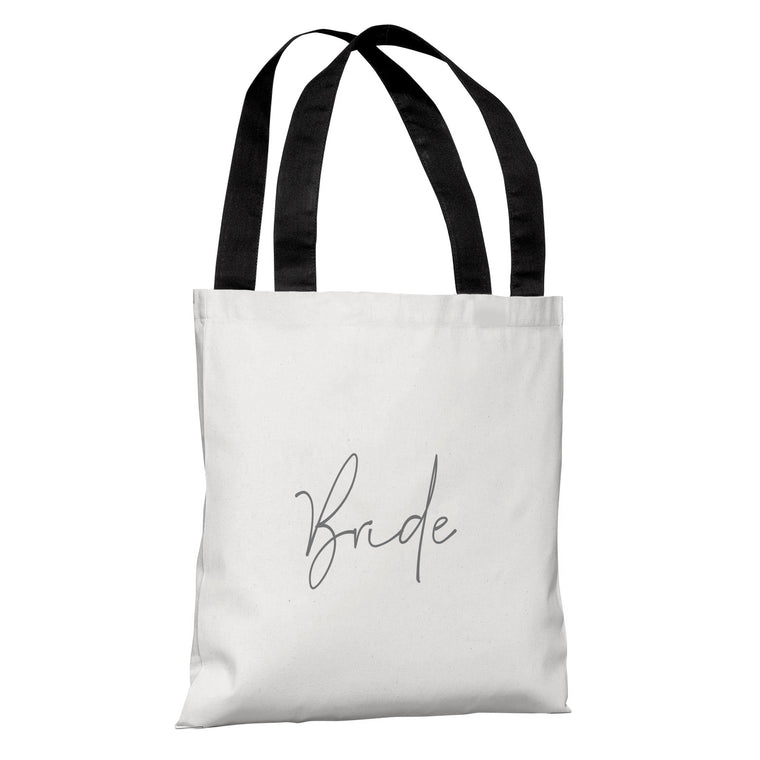 Script Ring Bridal Party - Tote Bag by OBC