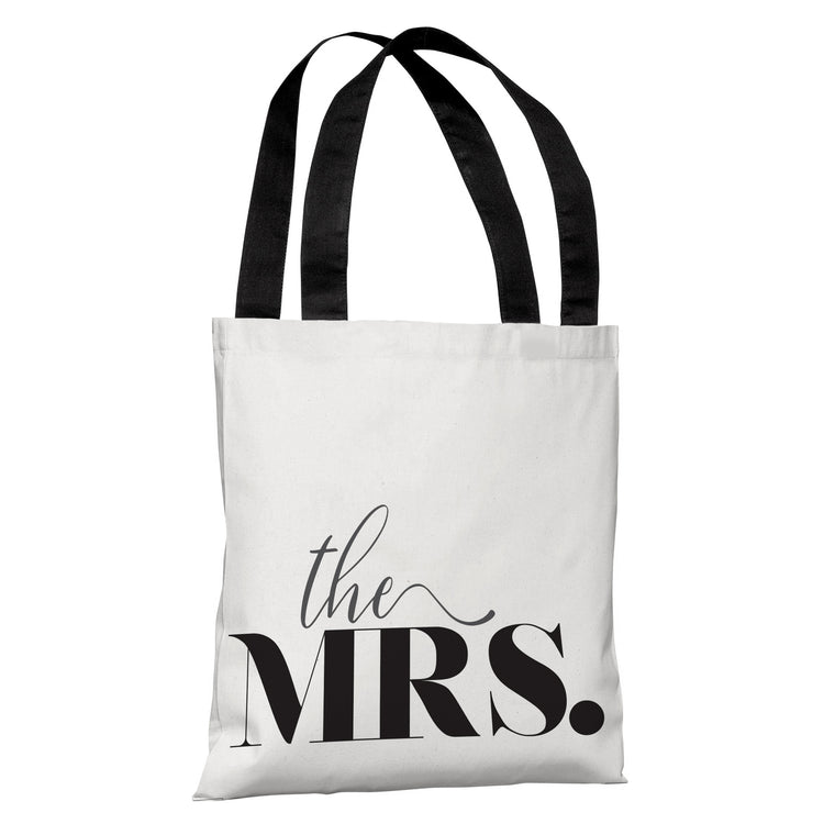 The Mrs - Tote Bag by OBC