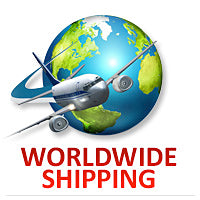 We offer WorldWide Shippng