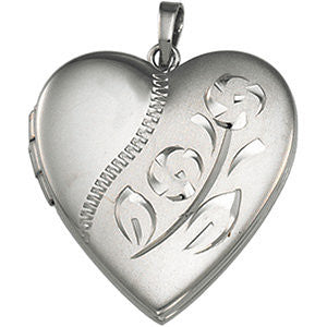 Heart Legacy Locket