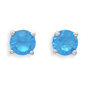Legacy/Birthstone Stud Earrings.