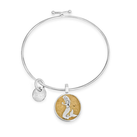 Beach Bangle Mermaid Bracelet