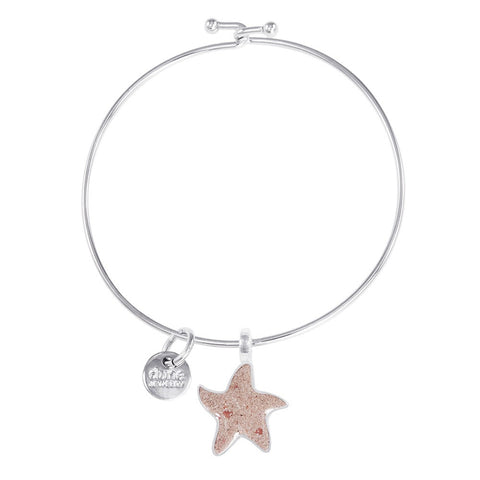 Beach Bangle Starfish Bracelet