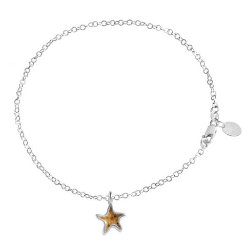 Dune Starfish Anklet