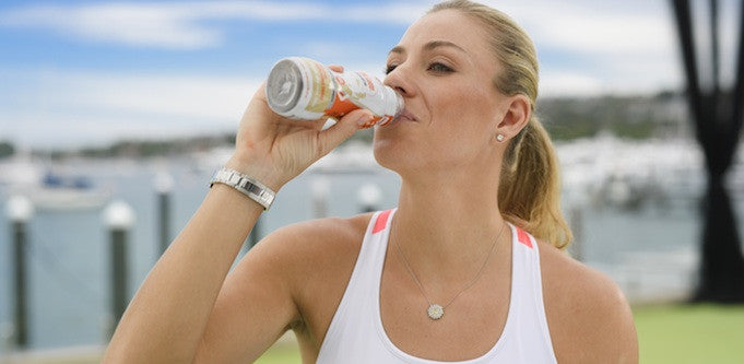 Smart Company: Why this health food brand is getting skin in the game at the Australian Open with Angelique Kerber - January 2017