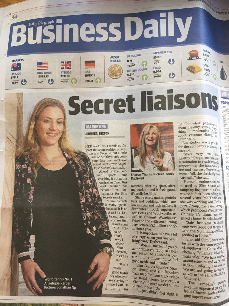 Daily Telegraph: Secret Liaisons - January 2017