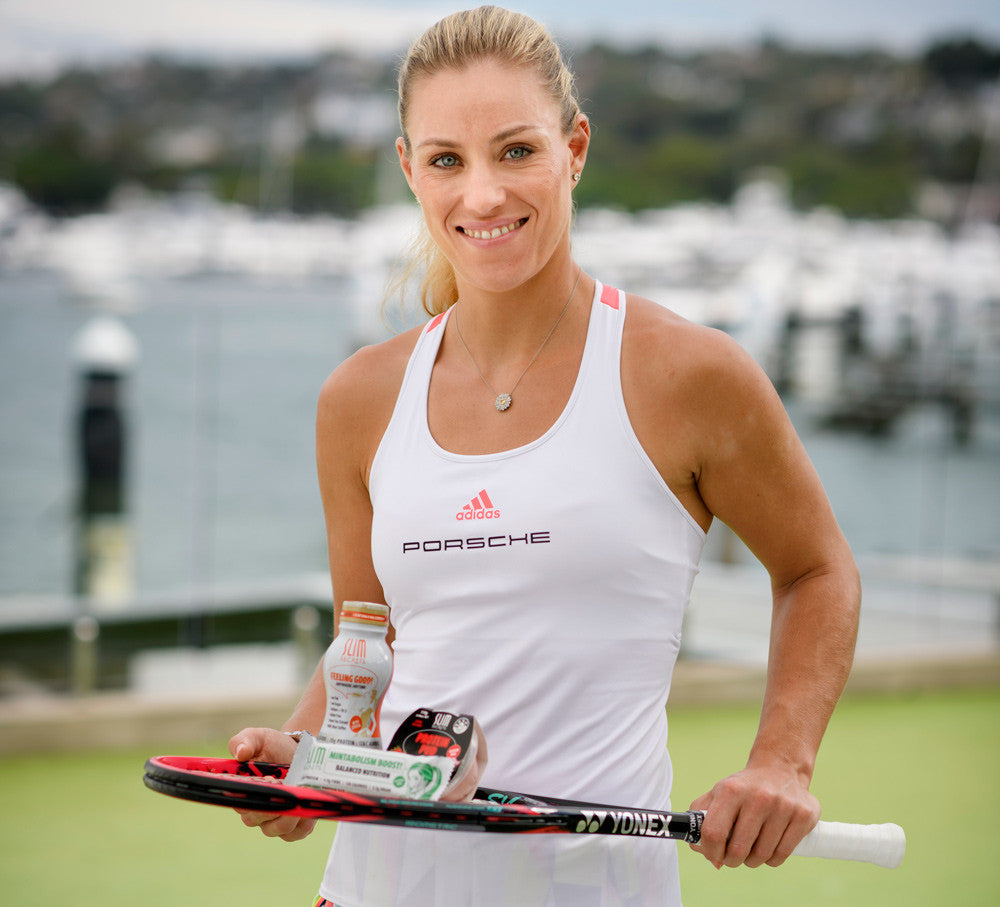 Inside Small Business: Angelique Kerber partners with Aussie small business - January 2017