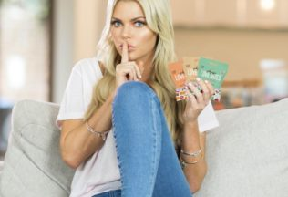 AUSTRALIAN FOOD NEWS - Sophie Monk teams up with Chemist Warehouse and Slim Secrets to release Choc Love Bites