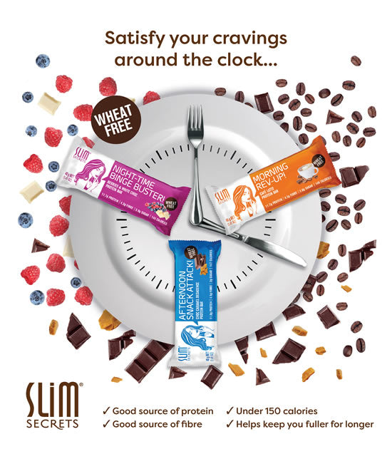 Slim Secrets High Protein Bars