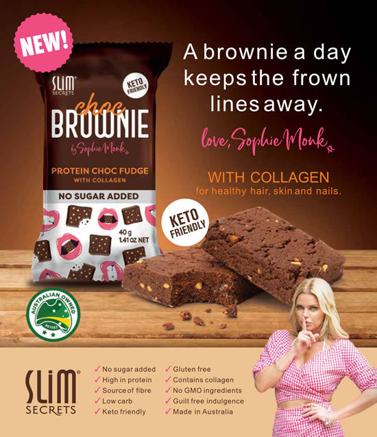 Slim Secrets Chocolate Brownie