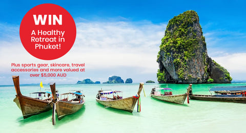 WIN - a healthy retreat in Phuket
