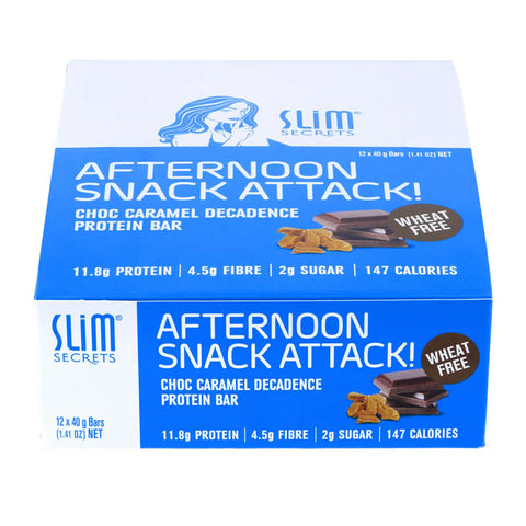 Slim Secrets Afternoon Snack Attack Box Closed
