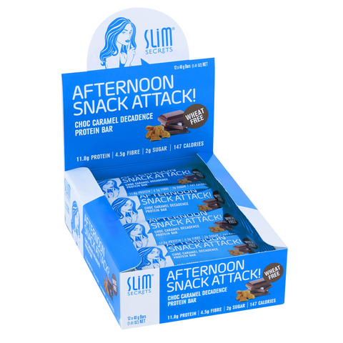 Slim Secrets Afternoon Snack Attack Box