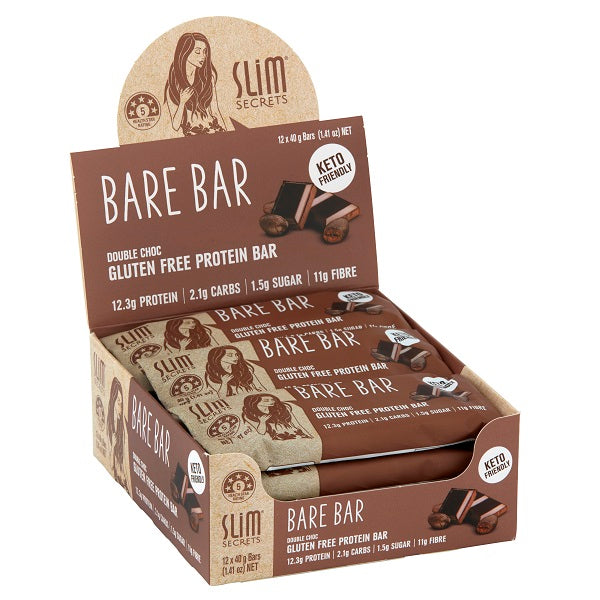 Bare Bar Double Choc