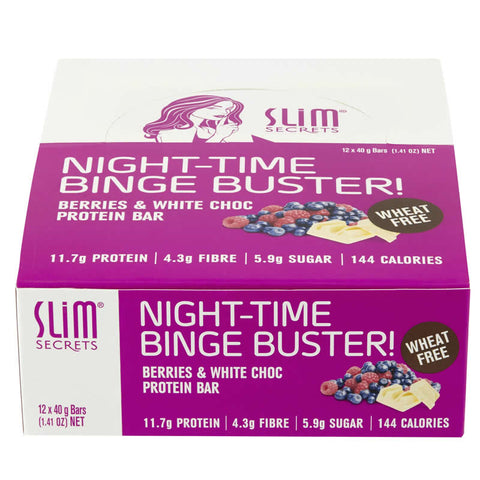 Night-Time Binge Buster Box Closed