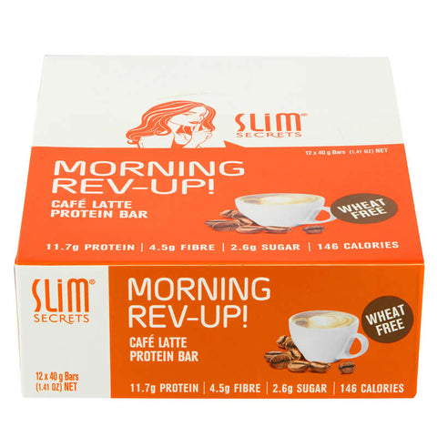 Slim Secrets Morning Rev-Up Box Closed