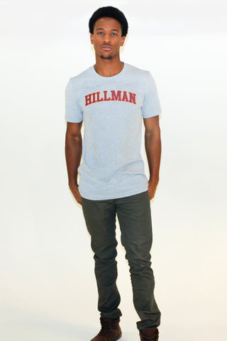 """Hillman vs Mission"" Retro Unisex Short Sleeve T-shirt"