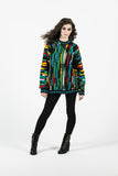 Vintage Coogi Pre-1987 Multi-Color Knit Sweater Sz L
