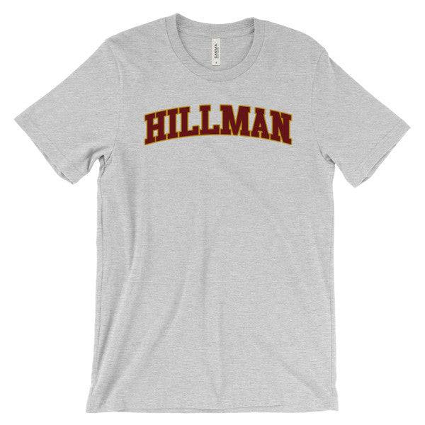 Hillman Short Sleeve Unisex T-Shirt