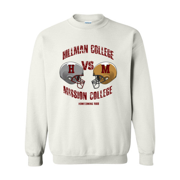 Hillman Vs Mission Retro Unisex Sweatshirt