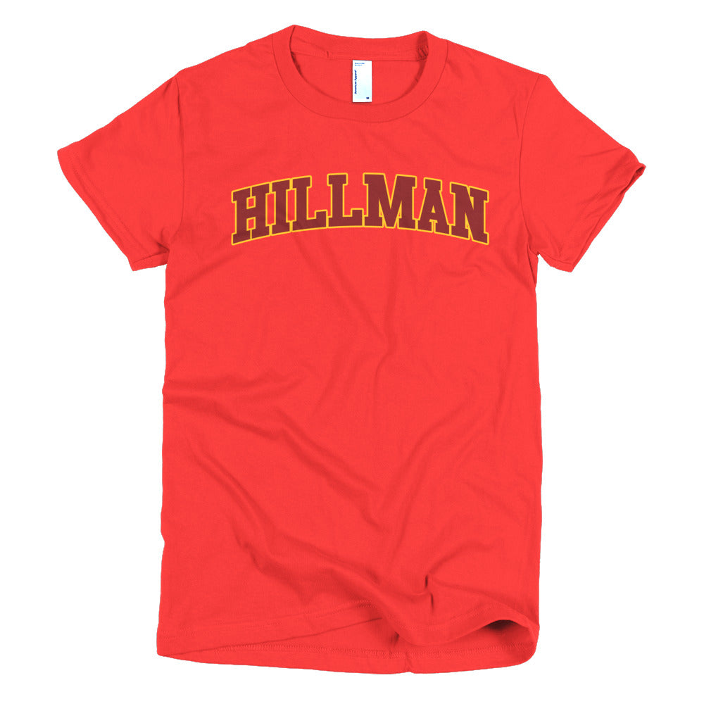 Hillman Short Sleeve Women's T-Shirt